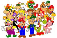 Which mario character will you be? Mario, Luigi, Daisy, Peach, Boo, Yoshi,