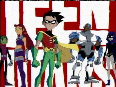 Teen titans personality test